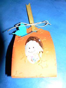 cadeaux invités pour atelier stampin'up
