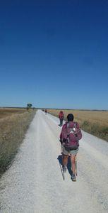 Vendredi 11 Juillet: Carrion de los Condes/Terradillos de Templarios - 28 km