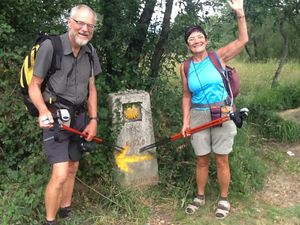 Jeudi 24 Juillet: Gonzar/Melide - 35 km