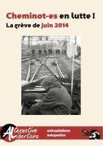 Retour sur la grève SNCF de juin 2014