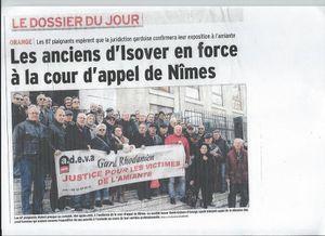Plus d'une centaine à Nimes