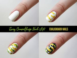 Nails art serpentin