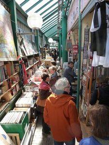 Puces de St Ouen / Rendez-vous Vendredi 19 Septembre.