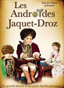 DVD les androïdes Jaquet-Droz