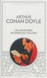Les aventures de Sherlock Holmes, Arthur Conan Doyle