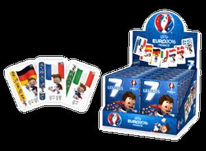 APICOOVE - Les Licenses Officielles UEFA EURO 2016™: Le Grand Jeu et 7 Legends