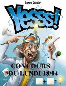 CONCOURS: YESSS, jouer et gagner des boîtes de jeu!
