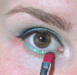Bleu/vert Turquoise