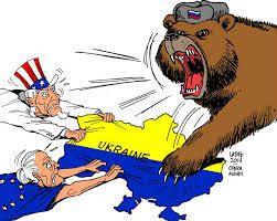 L'Ukraine, dernier pays d'Afrique...
