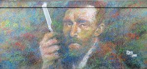 Van Gogh par Pboy - Paris 19e