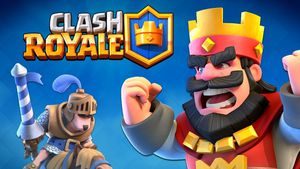 [DETENTE] CLASH ROYALE - Mon Deck de combat, mon niveau, ses points faibles et points forts.