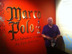 Exposition: Marco Polo - Le fabuleux voyage