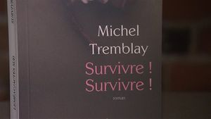 Survivre! Survivre! Michel Tremblay