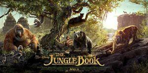 Le livre de la jungle (v.o.a.)