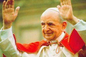 Béatification du Pape Paul VI
