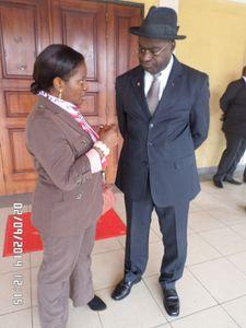 Moungo : Planifier le développement urbain de la Commune de Dibombari