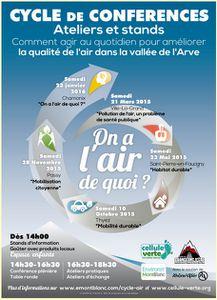 Agir pour la qualité de l'air en Haute-Savoie