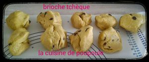 Brioche Tchéque au Kitchenaid ou au thermomix