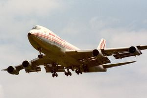 1985 verunglückte Air India B 747 Quelle Wikimedia Commons