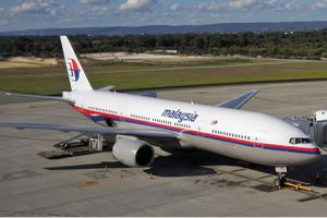 Malaysia Airlines Boeing 777-2H6-ER (9M-MRD) Quelle Wikimedia
