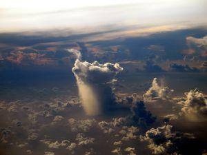 Wolkenformation über dem Pazific Quelle: Flickr