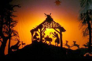 Célébration de Noël à Orly