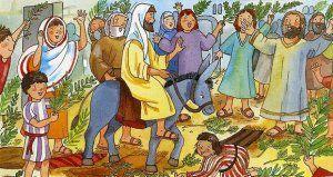 Prière pour le jour des Rameaux