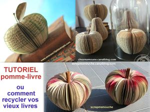 tutoriel faire une pomme livre le serviettage de nafeuse. Black Bedroom Furniture Sets. Home Design Ideas