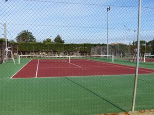 Stage Tennis Eté 2014