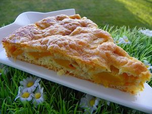 GATEAU MARIE-CHRISTINE A LA MANGUE (thermomix)