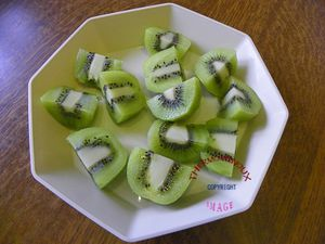 CONFITURE DE KIWI (thermomix)