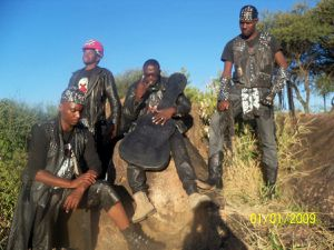 Death metal in Botswana / Overthrust at Metal4Africa Summerfest 2013