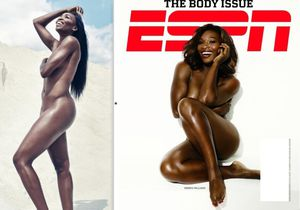 Venus 2014 et Serena 2009 : the Body issue d'ESPN / GOS du moment