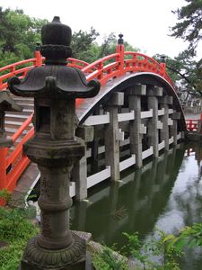 Osaka : Le sanctuaire Sumiyoshi Taisha (住吉大社) - Mariages traditionnels