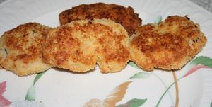 NUGGETS DE POISSON thermomix