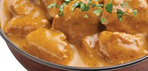 SAUTE DE POULET MOUTARDE CURRY
