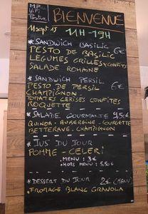 POSITIVE Juice bar & café © Versailles in my pocket