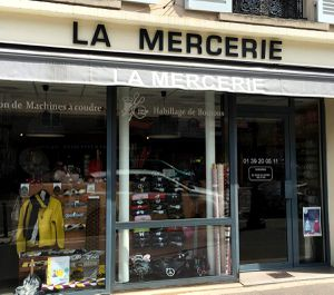 La Mercerie © Versailles in my pocket