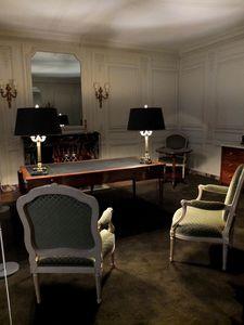 Bureau privé du général De Gaulle à Trianon © Corinne Martin-Rozès