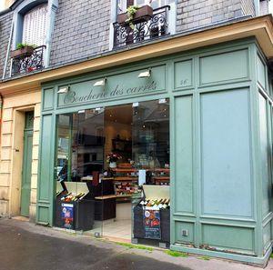 Boucherie des Carrés © Corinne Martin-Rozès