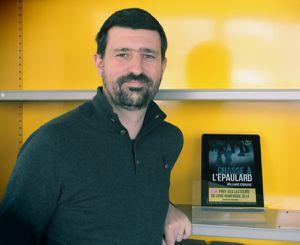 Le Prix du Livre Numérique 2014 récompense le polar de Williams Exbrayat dont l'enquête se déroule à Pau.