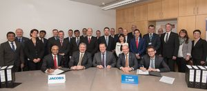 Jacobs Selected As A Global Engineering Partner To BASF
