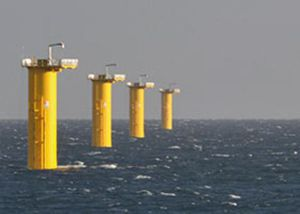 North Sea Wind Farm Amrumbank West Officially Put Into Operation