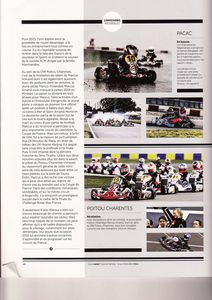 Article France Auto Karting report
