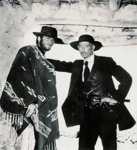Clint Eastwood - Lee Van Cleef