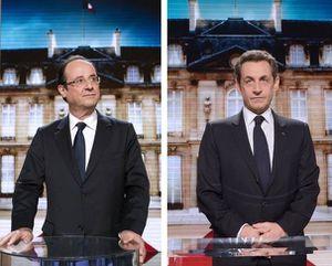 Hollande-Sarkozy : les deux faces d'une même pièce, celle de l'euro !