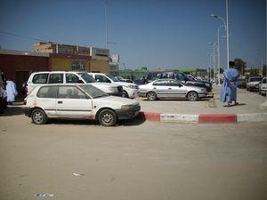 Point de vente de véhicule à Douala