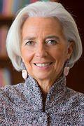 Christine Lagarde, DG FMI