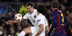 Zlatan Ibrahimovic dans ses oeuvres!