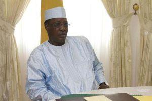 Président Idriss Déby Ithno